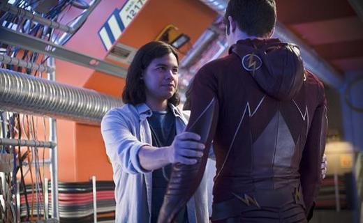 The Flash Season 1 Episode 23 - Fast Enough