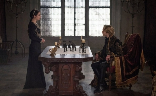 Reign Season 2 Episode 21 - The Siege