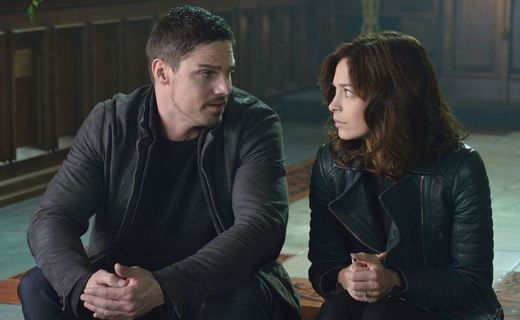 Beauty and the Beast - 2012 Season 3 Episode 6 - Chasing Ghosts