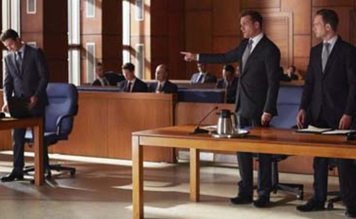 Suits Season 5 Episode 5 - Toe to Toe