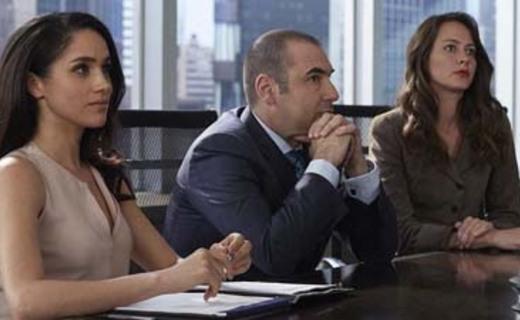 Suits Season 5 Episode 7 - Hitting Home