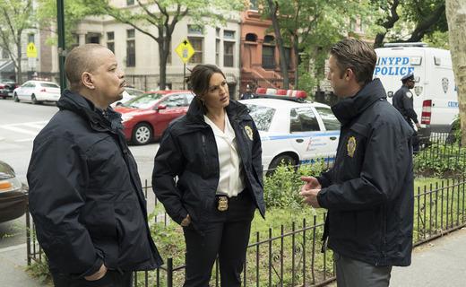 Law & Order: Special Victims Unit Season 17 Episode 2 - Criminal Pathology
