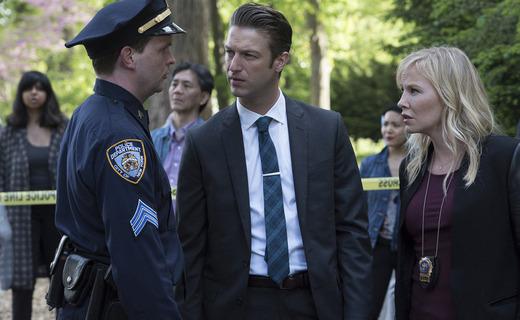 Law & Order: Special Victims Unit Season 17 Episode 3 - Transgender Bridge