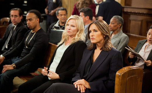 Law & Order: Special Victims Unit Season 17 Episode 4 - Institutional Fail