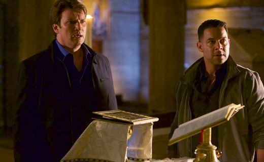 Castle Season 8 Episode 4 - What Lies Beneath