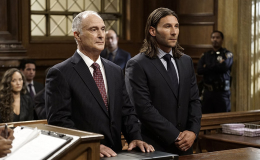 Law & Order: Special Victims Unit Season 17 Episode 6 - Maternal Instincts