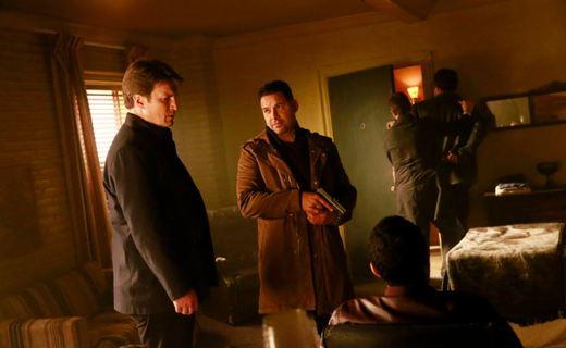 Castle Season 8 Episode 6 - Cool Boys
