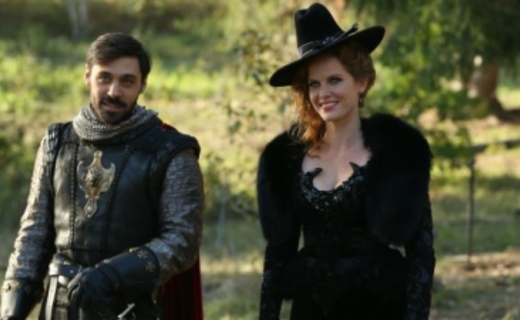 Once Upon a Time Season 5 Episode 9 - The Bear King