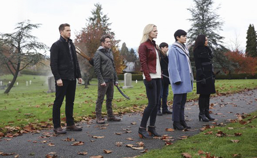 Once Upon a Time Season 5 Episode 12 - Souls of the Departed