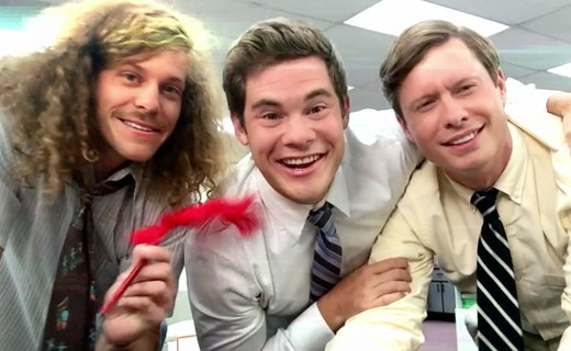 Workaholics Season 6 Episode 1 - Wolves of Rancho