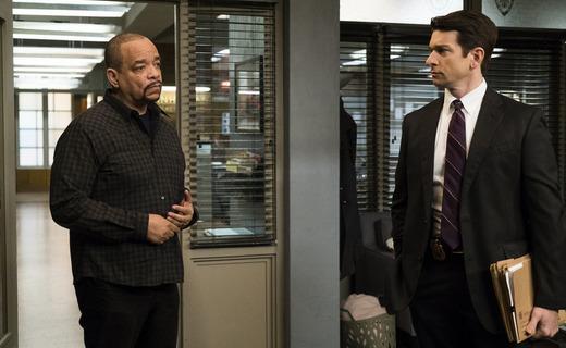 Law & Order: Special Victims Unit Season 17 Episode 10 - Catfishing Teacher