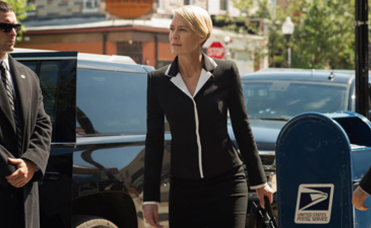House of Cards Season 4 Episode 1 - Chapter 40