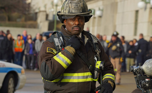 Chicago Fire Season 4 Episode 13 - The Sky Is Falling