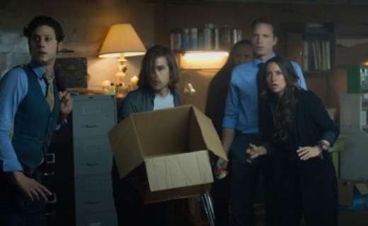 The Magicians Season 1 Episode 3 - Consequences of Advanced Spellcasting