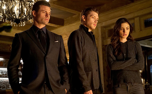 The Originals Season 3 Episode 12 - Dead Angels