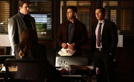 Castle Season 8 Episode 11 - Dead Red