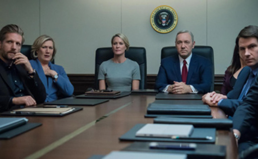 House of Cards Season 4 Episode 13 - Chapter 52