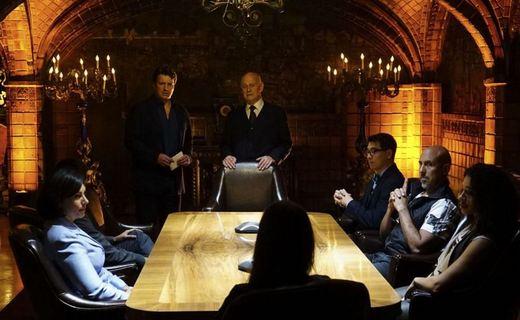 Castle Season 8 Episode 14 - The G.D.S.