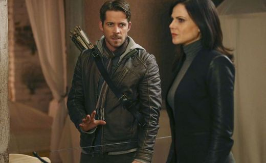 Once Upon a Time Season 5 Episode 16 - Our Decay