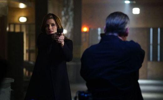 Castle Season 8 Episode 15 - Fidelis Ad Mortem