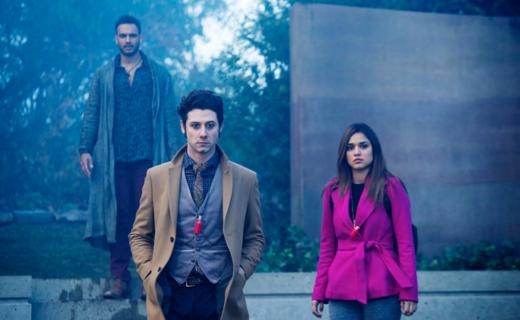 The Magicians Season 1 Episode 12 - Thirty-Nine Graves