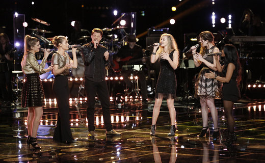 The Voice Season 10 Episode 16 - Live Playoffs, Results