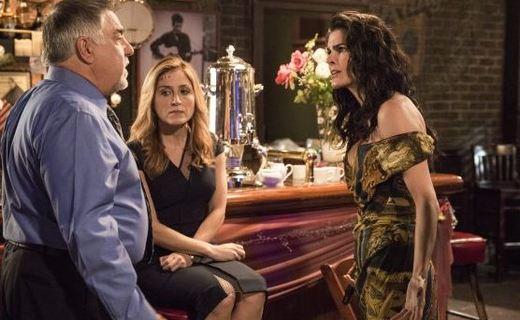 Rizzoli & Isles Season 7 Episode 1 - Two Shots: Move Forward