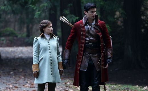 Once Upon a Time Season 5 Episode 17 - Her Handsome Hero