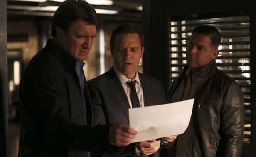 Castle Season 8 Episode 21 - Hell to Pay