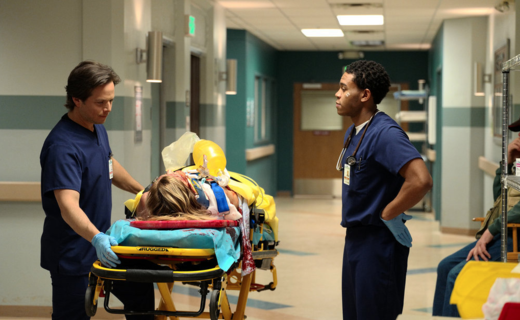 The Night Shift Season 3 Episode 1 - The Times They Are A-Changin'