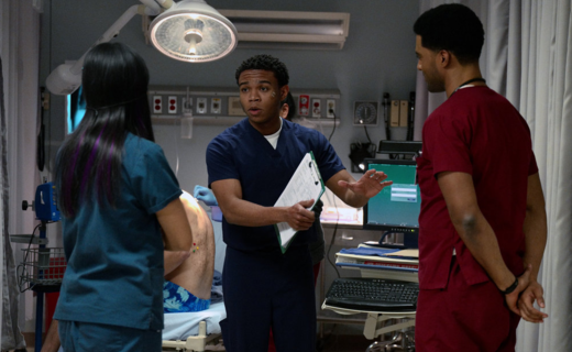 The Night Shift Season 3 Episode 2 - The Things With Feathers