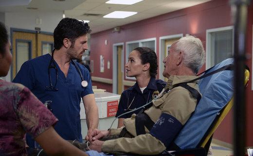 The Night Shift Season 3 Episode 8 - All In