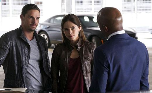 Beauty and the Beast - 2012 Season 4 Episode 6 - Beast of Times, Worst of Times