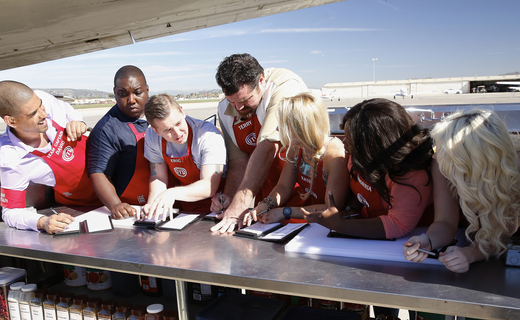 MasterChef - US Season 7 Episode 7 - Vets, Jets and Home Cooks