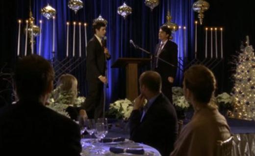The O.C. Season 3 Episode 10 - The Chrismukkah Bar Mitz-vahkkah