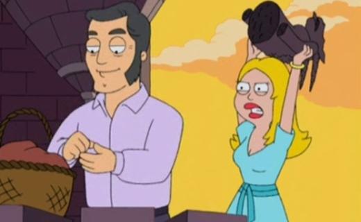 American Dad! Season 1 Episode 23 - Tears of a Clooney