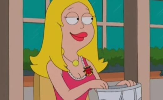 American Dad! Season 1 Episode 16 - Not Particularly Desperate Housewives