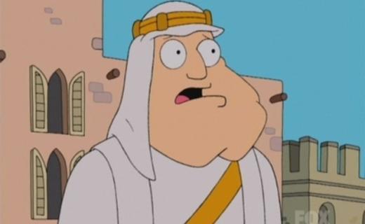 American Dad! Season 1 Episode 13 - Stan of Arabia (2)