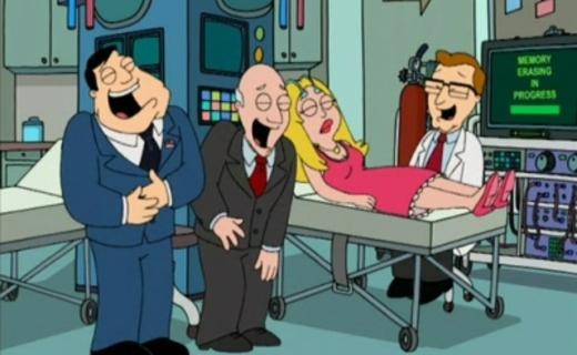 American Dad! Season 1 Episode 4 - Francine's Flashback