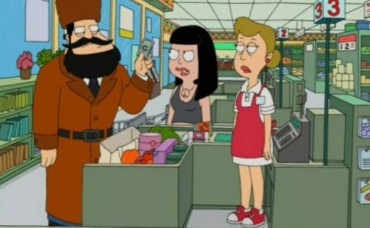 American Dad! Season 1 Episode 3 - Stan Knows Best