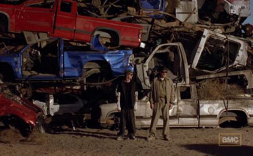 Breaking Bad Season 1 Episode 7 - A No-Rough-Stuff Type Deal