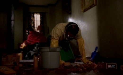 Breaking Bad Season 1 Episode 3 - And the Bag's in the River