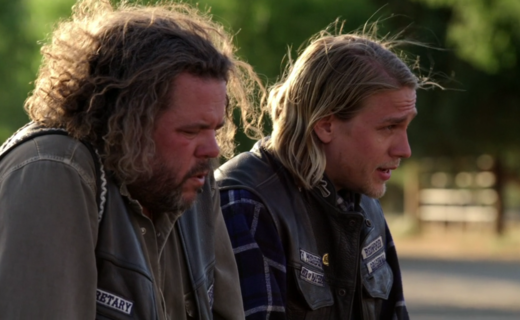 Sons of Anarchy Season 1 Episode 4 - Patch Over