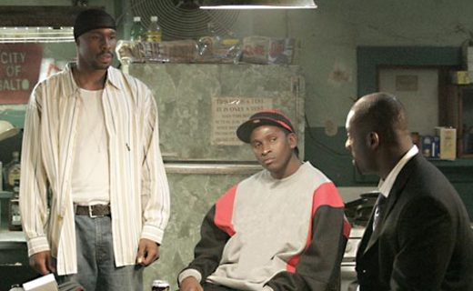 The Wire Season 3 Episode 11 - Middle Ground