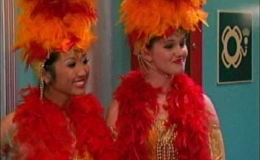 The Suite Life On Deck Season 1 Episode 5 - Showgirls
