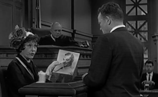 Perry Mason Season 4 Episode 27 - The Case of the Grumbling Grandfather