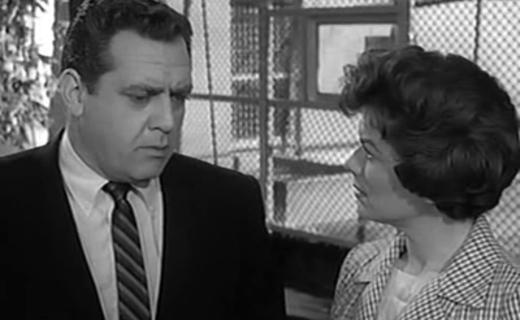 Perry Mason Season 4 Episode 22 - The Case of the Cowardly Lion