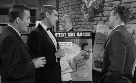 Perry Mason Season 4 Episode 13 - The Case of the Envious Editor