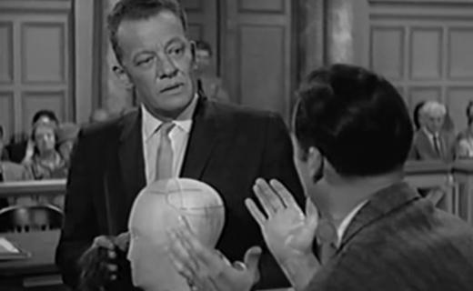 Perry Mason Season 4 Episode 1 - The Case of the Treacherous Toupee