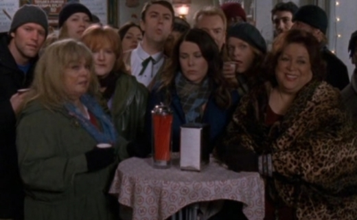 Gilmore Girls Season 6 Episode 13 - Friday Night's Alright For Fighting